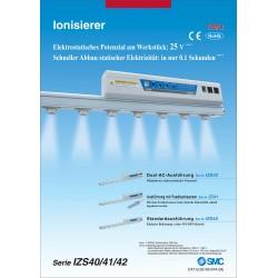 IZS40/IZS41/IZS42 - Ionisierer