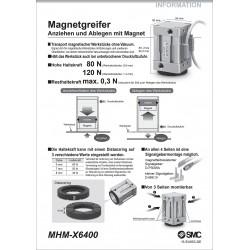 MHM-X6400 - Magnetgreifer