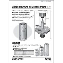 MQR-X229 - Drehdurchführung...