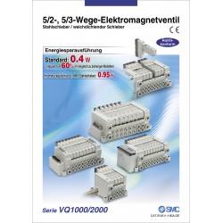 VQ1000/2000 - 5/2-,...