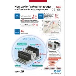 ZB - Kompakter Vakuumerzeuger