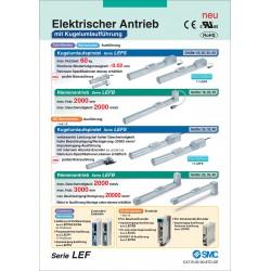 LEF - Elektrische Antriebe