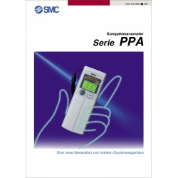 PPA - Kompaktmanometer