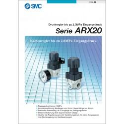 ARX20 - Druckregler