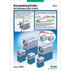 C55 - ISO-Zylinder (ISO 21287)