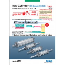 C96 - ISO-Zylinder (ISO 15552)