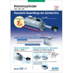 CKG1/CKP1 - Klemmzylinder