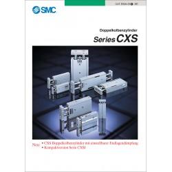 CXS - Doppelkolbenzylinder